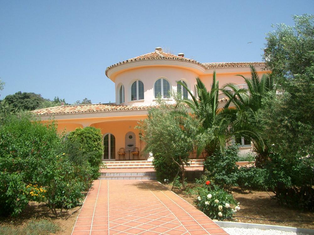 Luxus Landhaus-Villa bei Ronda, Andalusien, zu verkaufen ...