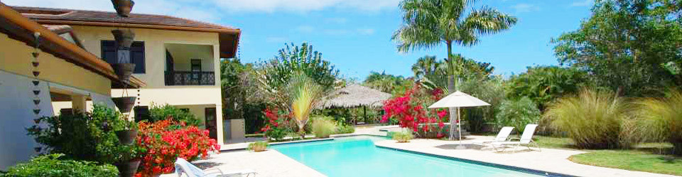 Luxus Villa Sea Horse Ranch Resort Dominikanische Republik Karibik zu verkaufen