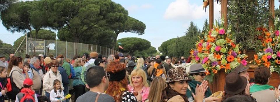 Romeria Conil 2014