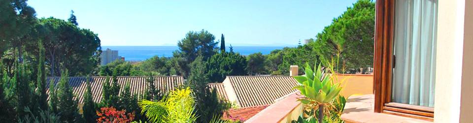 Luxus Villa Süd Spanien Andalusien Marbella Las Chapas zu verkaufen