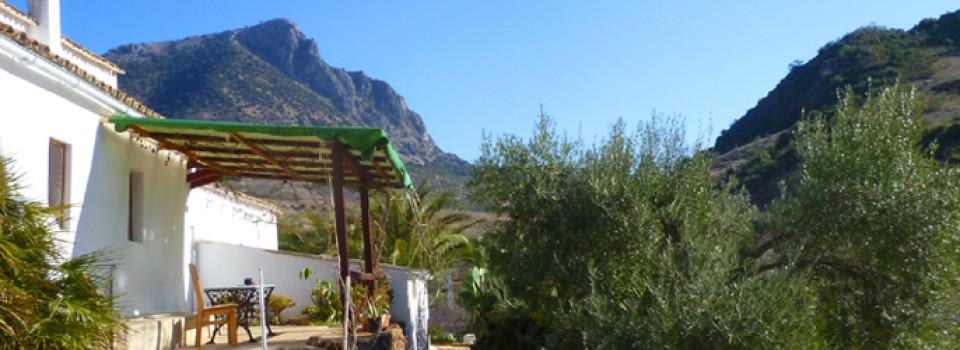 Finca Haus Chalet Andalusien Inland Grazalema Zahara zu verkaufen for sale