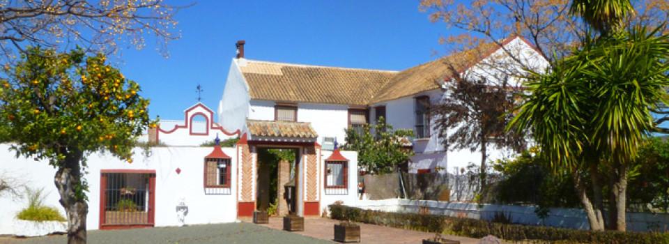 _Reitimmobilie_Reithotel_Cortijo_Finca_Reiterhof_Stierkampfarena_Tourismus_Andalusien_Provinz Malaga_Antequera_verkaufen