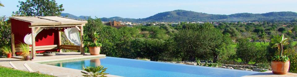 Mallorca Sonne Finca Pferde - ein Traum zu verkaufen nahe Arta