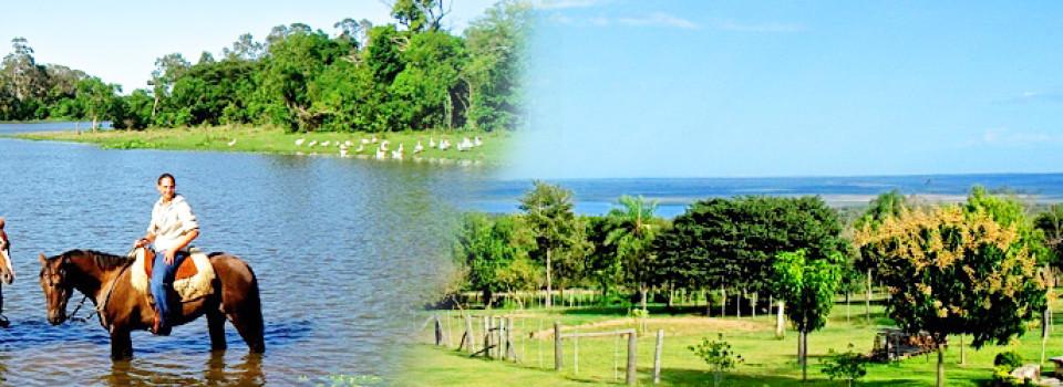 wunderschönes Land-Reithotel, Hacienda, Estancia, zu verkaufen in Paraguay, San Bernardino