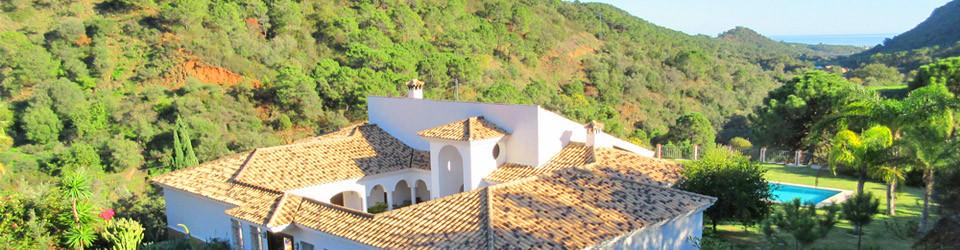 Se vende finca rustica casa de campo de lujo Costa del Sol Marbella Estepona en venta