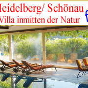 looking for a large villa near Heidelberg, Germany