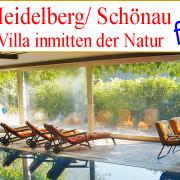 looking for a large villa near Heidelberg, Germany