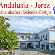 se vende finca rustica cortijo Jerez Cadiz