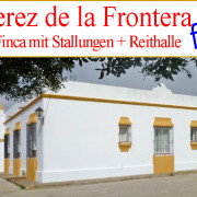 equestrian property with stables and covered riding hall Cadiz Jerez for sale