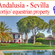 looking for a large country property near Sevilla