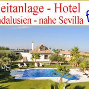 Reitimmobilie, Reitanlage, Sevilla, Huelva, Andalusien, zu verkaufen