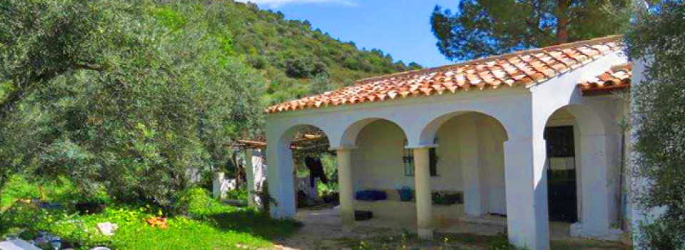 Finca, country house for sale in Cadiz, Algodonales, Andalusia
