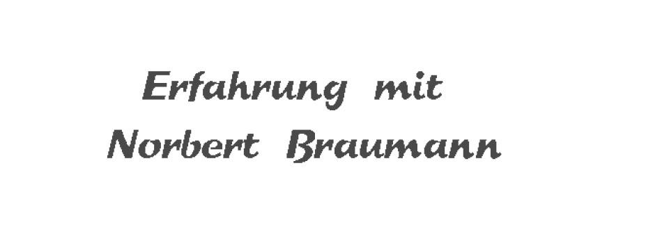 Norbert Braumann