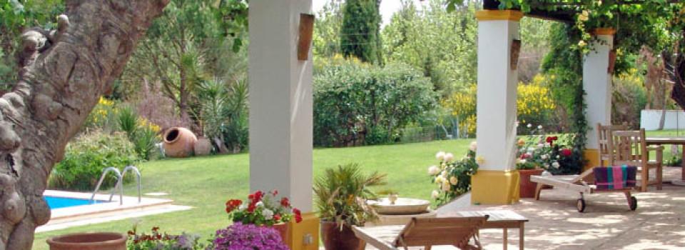 Landhaus mit Olivenbäumen bei Ronda zu verkaufen