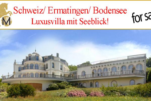 Luxusvilla am Bodensee zu verkaufen