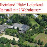 Reitanlage in Rheinland Pfalz zu verkaufen