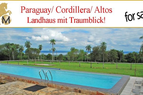 Ranch in Paraguay Cordillera zu verkaufen